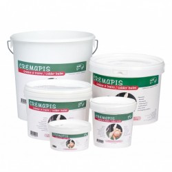 GRAISSE A TRAIRE CREMAPIS  en pot de 500 ml , 1 l , 3 l , 5 l