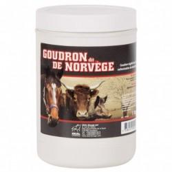 GOUDRON DE NORVEGE   en 1 ou 5 kg