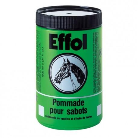 EFFOL POMMADE NOIRE POUR SABOT bid/1 l   (130700)