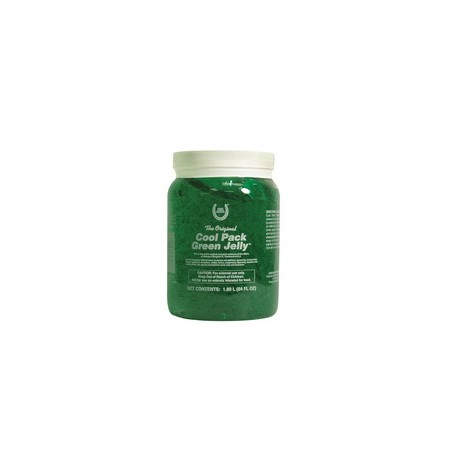 COOL-PACK GREEN JELLY  pot/1,89l gel