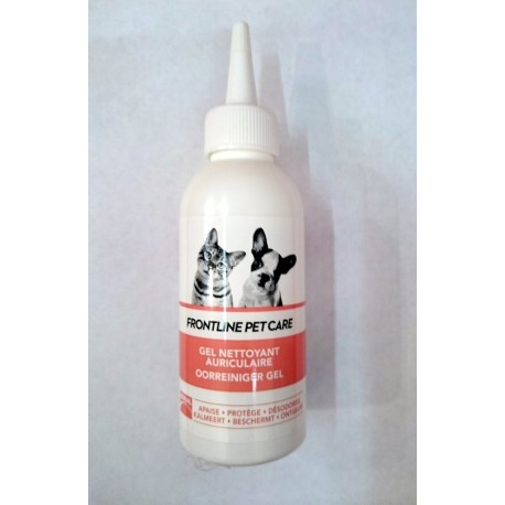 FRONTLINE PETCARE GEL NETTOYANT AURICULAIRE  125 ml
