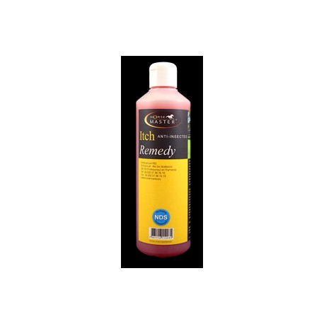 ITCH REMEDY                    fl/500 ml sol ext
