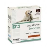 EASYPILL SMECTITE CHIEN b/6*28 g barres