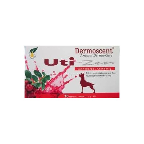DERMOSCENT UTI-ZEN CHIEN       b/30      cpr