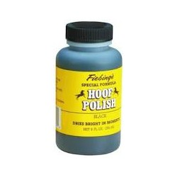 HOOF POLISH BLACK              pot/224ml cr ext