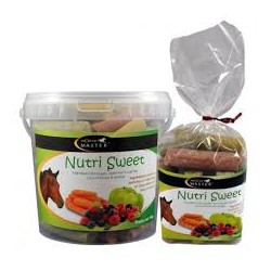 NUTRI SWEET SAV.FRUITS ROUGES  friandises en 250 g ou 1 kg