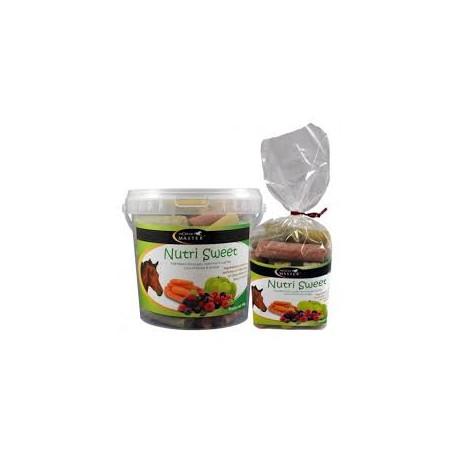 NUTRI SWEET SAVEUR POMME      friandise en 250 g ou 1 kg