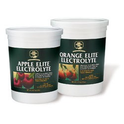 ELITE ELECTROLYTE APPLE   granulés en 2.270 kg ou 9 kg
